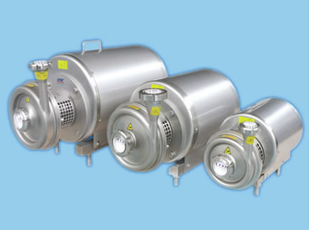 Sfb Stainless Steel Centrifugal Pumps For Food Amp Bev